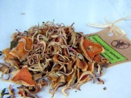 Чай «Лемонграсс и Баэль»  80 г - 1